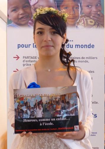 rosière, mairie d'aubière,pétition droit de l'enfant,partage auvergne