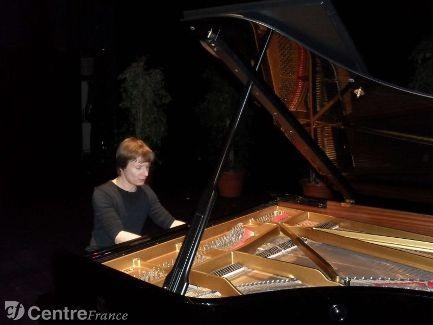 Jerome RIGAUDIAS, concertiste, recital de piano,